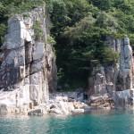 бухты острова Петрова
